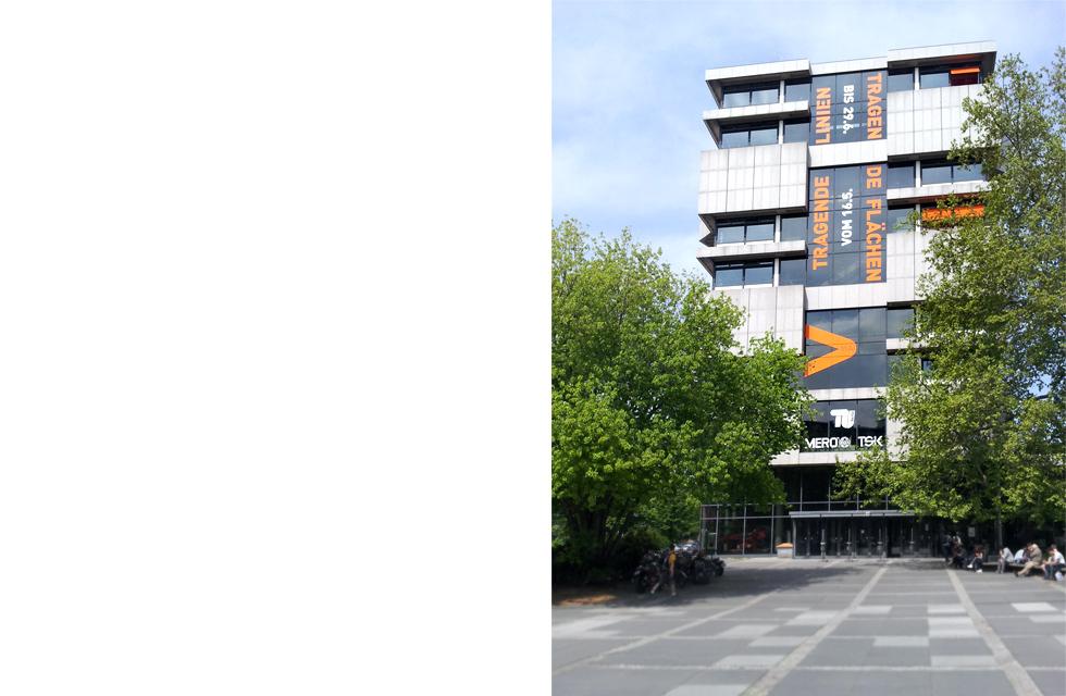 M:AI Fassade in Berlin