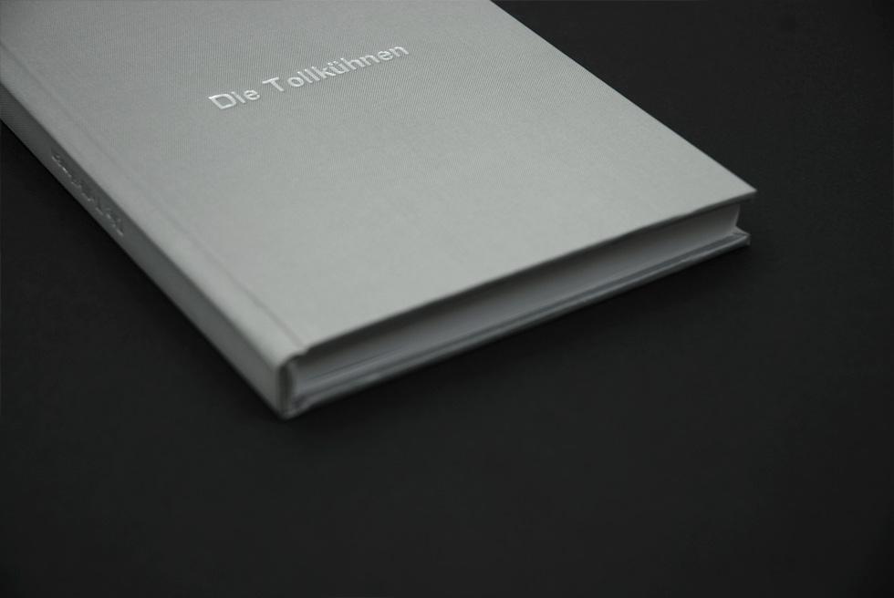 Blinker - Buchgestaltung