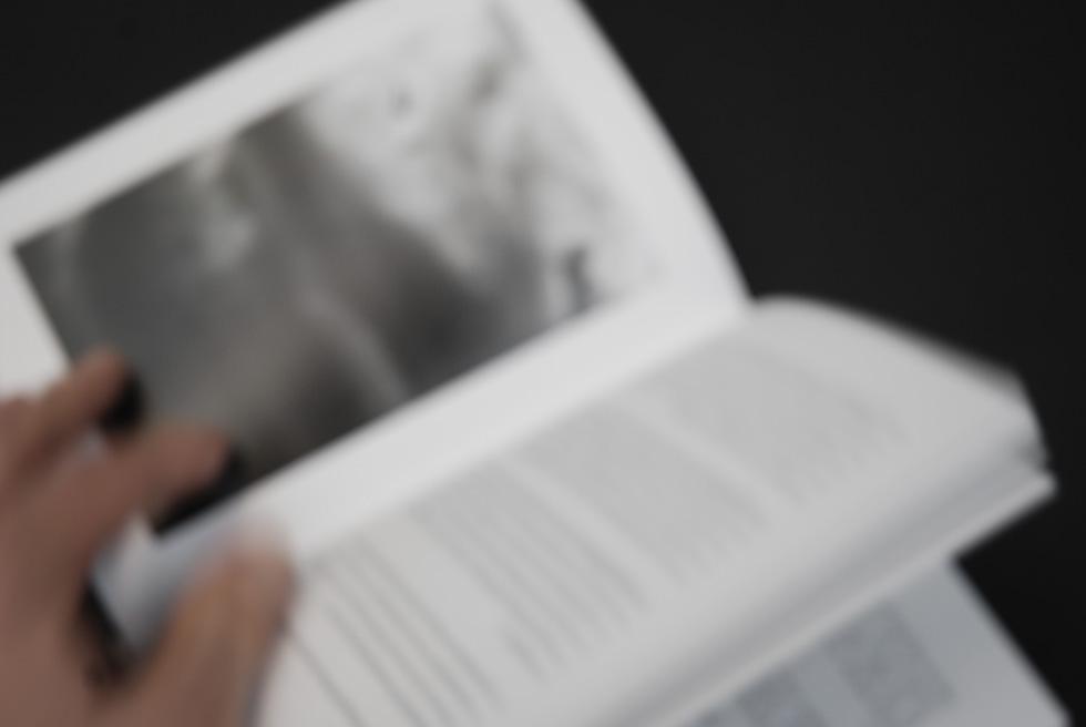 Blinker – Buchgestaltung