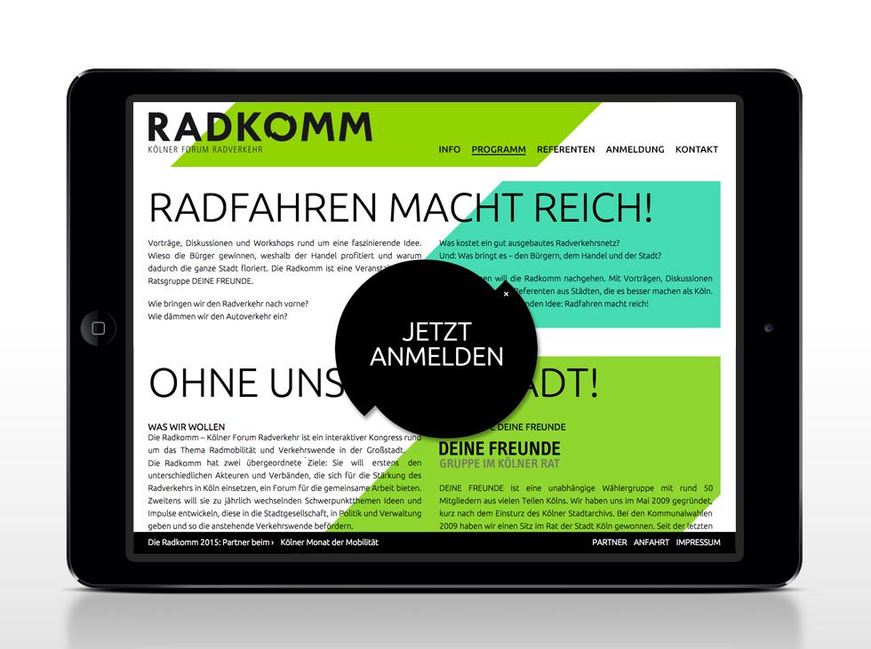radkomm-website